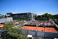 30th May 2021; Roland Garros, Paris, France; French Open Tennis championships, day 1;  Ambiance Roland Garr