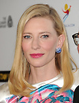 Cate Blanchett  attends The G'Day USA Black Tie Gala held at  JW Marriot at LA Live in Los Angeles, California on January 11,2014                                                                               © 2014 Hollywood Press Agency