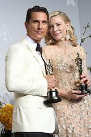 Academy Awards 2014 Press Room