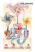 Marcello, CHILDREN BOOKS, BIRTHDAY, GEBURTSTAG, CUMPLEAÑOS, paintings+++++,ITMCEDH1425A,#bi#, EVERYDAY ,age cards