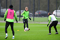 Jake Bidwell of Swansea City during the Swansea City Training at The Fairwood Training Ground in Swansea, Wales, UK.  Wednesday 08 January 2020