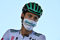 5th September 2020, Grand Colombier, France;  BUCHMANN Emanuel of BORA - hansgrohe during stage 8 of the 107th edition of the 2020 Tour de France cycling race, a stage of 140 kms with start in Cazeres-sur-Garonne and finish in Loudenvielle