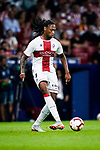 Ruben Semedo of SD Huesca in action during the La Liga  2018-19 match between Atletico de Madrid and SD Huesca at Wanda Metropolitano Stadium on September 25 2018 in Madrid, Spain. Photo by Diego Souto / Power Sport Images