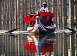 Mandalay, Irrawaddy River, Myanmar