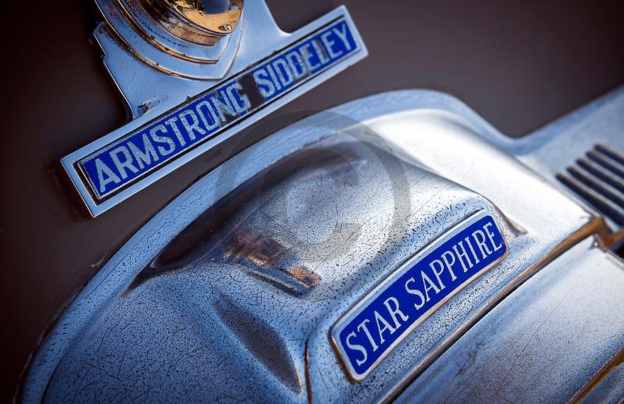 5/12/19 - NEVERS - NIEVRE - FRANCE - Essais Armstrong Siddeley Star Sapphire de 1959 - Photo Jerome CHABANNE
