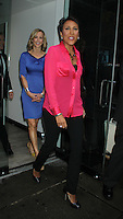 May 04, 2012 Robin Roberts of Good Morning America seen in New York City. Credit: RW/MediaPunch Inc.