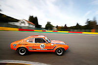 HISTORIC TOURING CAR CHALLENGE - #70 JEWELL MARCUS (GB) CLUCAS BEN (GB) FORD CAPRI 1980