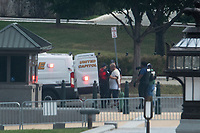 Suspicious vehicle at Supreme Court of the United States, suspect arrested.
