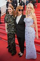 Julianne Moore, Susan Sarandon, Naomi Watts - 69EME FESTIVAL DE CANNES 2016 - OUVERTURE DU FESTIVAL AVEC 'CAFE SOCIETY'