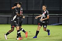 Rio de Janeiro (RJ), 10/01/2021  - Vasco-Botafogo - Tales Magno jogador do Vasco comemora seu gol,durante partida contra o Botafogo,válida pela 29ª rodada do Campeonato Brasileiro 2020,realizada no Estádio de São Januário,na zona norte do Rio de Janeiro,neste domingo (10).