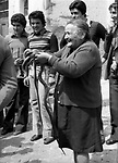 COCULLO  ABRUZZO  MAGGIO 1976