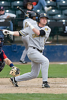 June 1, 2008: Salt Lake Bees' Brad Coon at-bat against the Tacoma Rainiers at Cheney Stadium in Tacoma, Washington.
