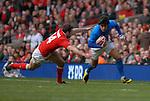 Wales Vs Italy RBS 6 Nations 2008