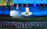 Toronto, ON - Aug 15 2015 - Closing Ceremonies during the Toronto 2015 Parapan American Games  (Photo: Matthew Murnaghan/Canadian Paralympic Committee)