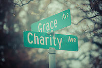 Grace Leads to Charity