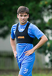 St Johnstone Pre-Season Training in Northern Ireland.. 08.07.16<br />Aaron Comrie<br />Picture by Graeme Hart.<br />Copyright Perthshire Picture Agency<br />Tel: 01738 623350  Mobile: 07990 594431