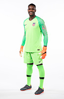 Raleigh, NC - March 21, 2018: USMNT Photoshoot