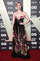 Elle Fanning<br /> arriving for the GQ Men of the Year Awards 2019 in association with Hugo Boss at the Tate Modern, London<br /> <br /> ©Ash Knotek  D3518 03/09/2019