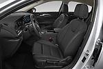 Front seat view of 2021 Opel Insignia Ultimate 4 Door Sedan Front Seat  car photos