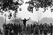 Speakers' Corner, Hyde Park, London, 1995.