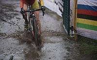 splash!<br /> <br /> Women U23 Race<br /> UCI 2016 cyclocross World Championships