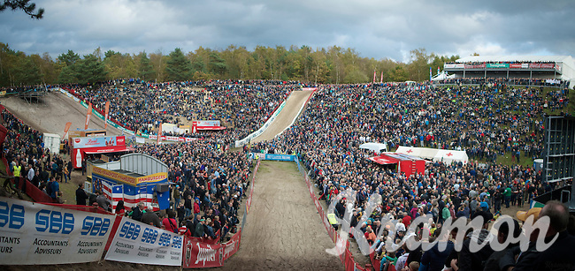 """The Pit"" is ready to race<br /> <br /> GP Zonhoven 2014"