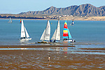 SAN FELIPE BEACH AND HOBIE CATS