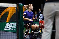 Rotterdam, The Netherlands, 12 Februari 2020, ABNAMRO World Tennis Tournament, Ahoy. Wheelchair: Jef Vandorpe (BEL).<br /> Photo: www.tennisimages.com