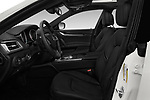 Front seat view of a 2018 Maserati Ghibli Base 4 Door Sedan front seat car photos