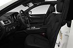 Front seat view of a 2018 Maserati Ghibli Base 4 Door Sedan front seat car photos