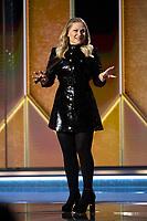 FEB 28 Golden Globe Awards telecast