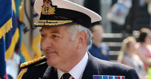 Former First Sea Lord Joins Harland & Wolff Board