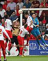 Chris Day of Stevenage punches clear<br />  - Stevenage v Leyton Orient - Sky Bet League 1 - Lamex Stadium, Stevenage - 17th August, 2013<br />  © Kevin Coleman 2013