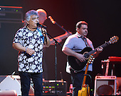 HOLLYWOOD FL - JUNE 13: Nicolas Reyes and Tonino Baliardo of The Gipsy Kings Perform at Hard Rock Live held at the Seminole Hard Rock Hotel & Casino on June 13, 2015 in Hollywood, Florida. (Photo by Larry Marano © 2015