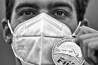 DETTI Gabriele Italian Champion<br /> 400m Freestyle Men<br /> Roma 11/08/2020 Foro Italico <br /> FIN 57 Trofeo Sette Colli 2020 Internazionali d'Italia<br /> Photo Andrea Staccioli/DBM/Insidefoto