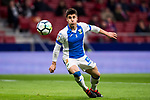 Unai Bustinza, Bustinza M, of CD Leganes in action during the La Liga 2017-18 match between Atletico de Madrid and CD Leganes at Wanda Metropolitano on February 28 2018 in Madrid, Spain. Photo by Diego Souto / Power Sport Images