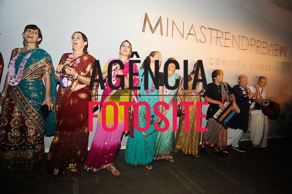 Foto: Agencia Fotosite<br /> <br /> Belo Horizonte, Brasil – 27/04/2012 -  Desfile da Mary Design Prates durante o Minas Trend Preview  -  Verao 2013.