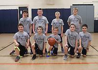 3rd & 4th Grade Basketball Boys 2/2/17