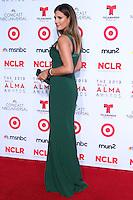 PASADENA, CA - SEPTEMBER 27: Daisy Fuentes arrives at the 2013 NCLR ALMA Awards held at Pasadena Civic Auditorium on September 27, 2013 in Pasadena, California. (Photo by Xavier Collin/Celebrity Monitor)