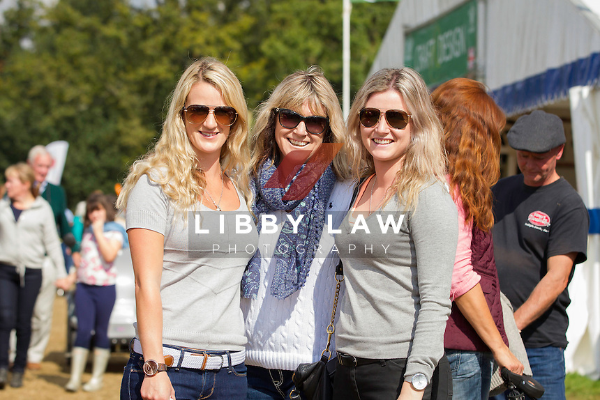 KIWI SPOTTING: CCI4* SHOWJUMPING: 2014 GBR-Land Rover Burghley Horse Trial (Sunday 7 September) CREDIT: Libby Law COPYRIGHT: LIBBY LAW PHOTOGRAPHY - NZL