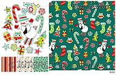 GIFT WRAPS, GESCHENKPAPIER, PAPEL DE REGALO, Christmas Santa, Snowman, Weihnachtsmänner, Schneemänner, Papá Noel, muñecos de nieve, paintings+++++,USGTPC0203,#gp#,#x# ,Lamont