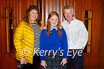 Jennifer Barrett former 2020 student of Nagle Rice NS Milltown receiving her Confirmation in the Church of the Sacred Heart, Milltown on Monday with her parents Lisa and Finbarr Barrett.