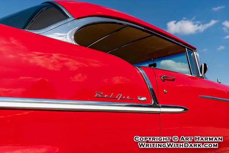 1955 Chevy by Art Harman