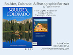 Boulder, Colorado: A Photographic Portrait (TwinLightsPub.com)<br />