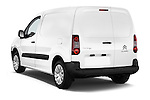 Car pictures of rear three quarter view of 2016 Citroen Berlingo-Furgon Club-M 4 Door Car Van Angular Rear