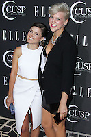 HOLLYWOOD, LOS ANGELES, CA, USA - APRIL 22: Sophia Bush, Betty Who at the 5th Annual ELLE Women In Music Concert Celebration presented by CUSP by Neiman Marcus held at Avalon on April 22, 2014 in Hollywood, Los Angeles, California, United States. (Photo by Xavier Collin/Celebrity Monitor)