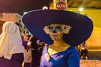Guatemala , Antigua, Hallowing night