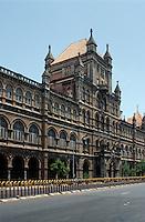 Indien, Bombay (Mumbai), Elphinstone College, Kolonialgebäude