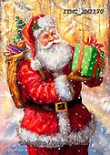 Marcello, CHRISTMAS SANTA, SNOWMAN, WEIHNACHTSMÄNNER, SCHNEEMÄNNER, PAPÁ NOEL, MUÑECOS DE NIEVE, paintings+++++,ITMCXM2170,#x#