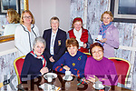 Enjoying the Children of Chernobyl coffee morning in Killarney Golf club on Friday  front rowl-r: Breda Neeson and Susan Tong. Back row: Ann Carroll, Margerita Mulcahy President, Mary Kelly and Josephine Lamb